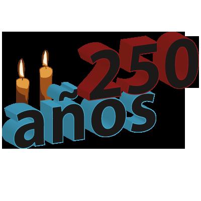 Programa de actividades de Utiel 250 años a la luz de las Velas